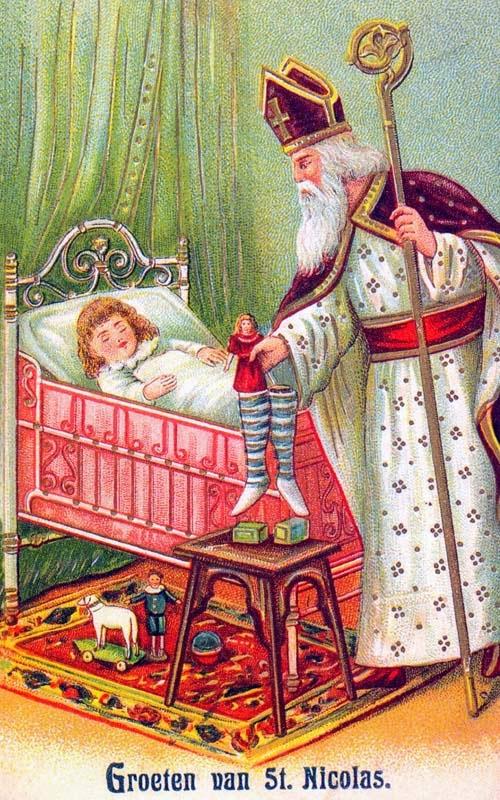 Sinterklaaskaart 05